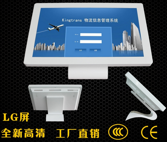 22 32 42 46 55 65 70 Inch Desktop Wall Mounted Desktop Pc Touch Screen All In One Computer Led Lcd Display Monitor