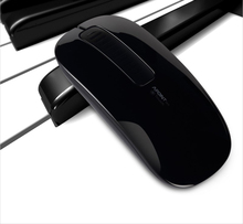 New Touch Rechargeable Battery USB Wireless Mouse Mute Silent Click Mini Noiseless Optical Mice for PC Laptop free shipping