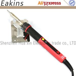 Image 4 - CXG E60WT Professional LEDดิจิตอลปรับอุณหภูมิSoldering Station 60W 936d EU Plug