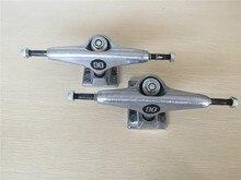 Union Brand New Skateboard 5.25″ Truck Skateboard Skateboarding Silver Color Aluminum Trucks Skate