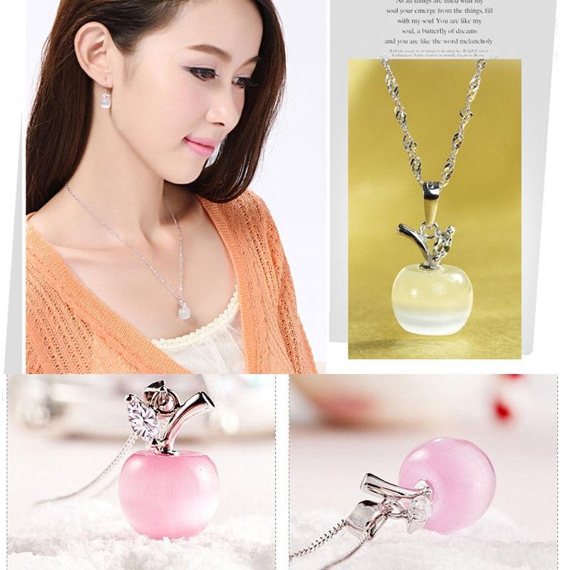 Նորաձև զարդեր սիրուն վարդագույն - Նորաձև զարդեր - Լուսանկար 5