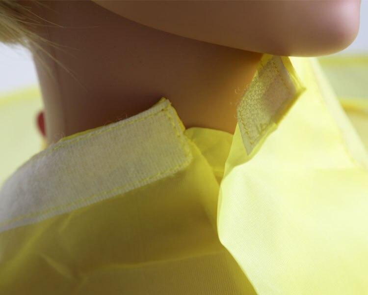 Плащ для стрижки волос накидка-зонтик салон водонепроницаемый детский домашний парикмахерский для детского парикмахера дизайн платья парикмахеров