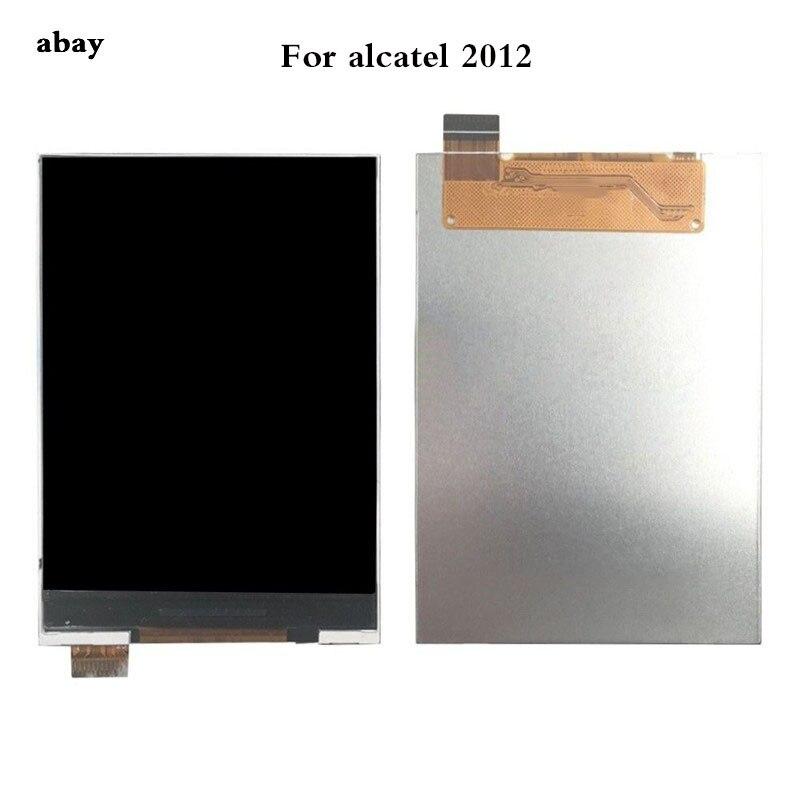 Display LCD Para Alcatel One Touch OT2012D 2012 OT 2012 2012D LCD Peças de Reposição