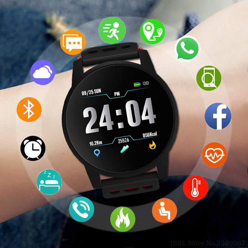 Men Watches Hours Clock Masculino Digital Sport Electronic New for Male Gifts Relogio