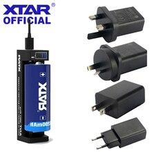 XTAR MC1PLUS Battery Charger สำหรับ 10400 14500 16340 17355 17500 18350 18490 18500 22650 25500 22650 20700 21700 18650 แบตเตอรี่