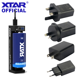 Image 1 - XTAR MC1PLUS Battery Charger For 10400 14500 16340 17355 17500 18350 18490 18500 22650 25500 22650 20700 21700 18650 Battery