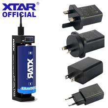 Xtar MC1PLUS バッテリー充電器 10400 14500 16340 17355 17500 18350 18490 18500 22650 25500 22650 20700 21700 18650 バッテリー