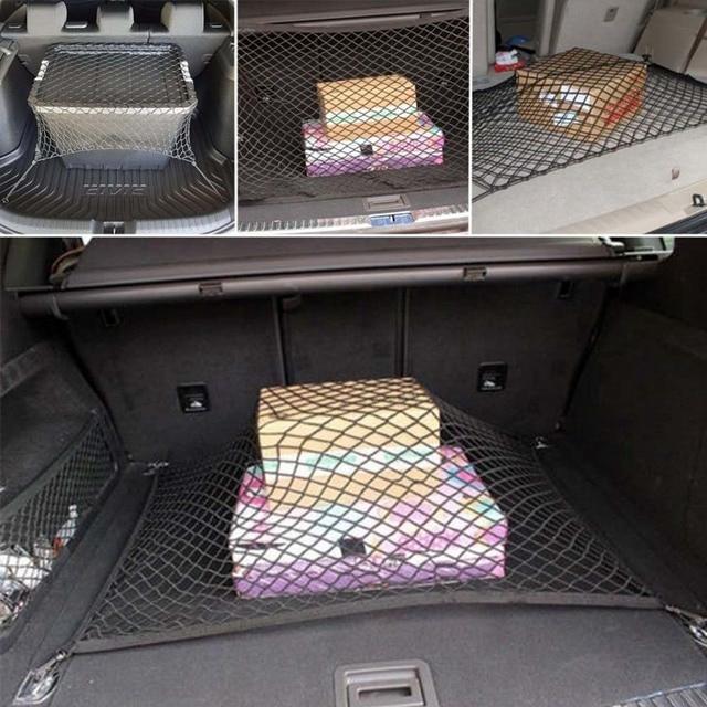 Suv Cargo Organizer >> Car Offroad Suv Rear Trunk Boot Floor Cargo Organizer Storage Net
