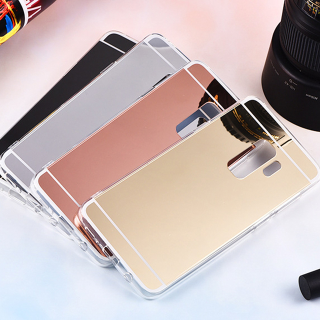info for 02d20 fc141 US $1.69 15% OFF|For Samsung Galaxy A6 2018 Case Samsung A8 A6 Plus 2018  Case Fashion Mirror Silicon TPU Back Cover For Samsung Galaxy A7 A9 2018-in  ...