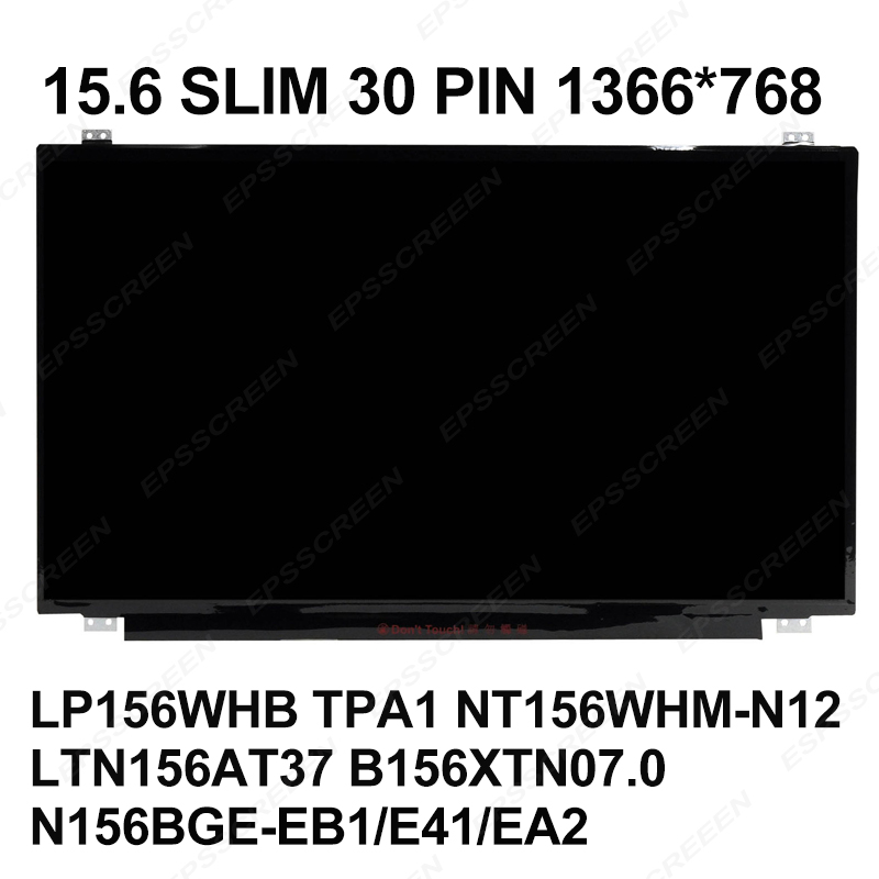 NEW 15 6 INCH SLIM REPLACEMENT LED LCD PANEL FOR DELL 15r 5547 3541 3542 3543