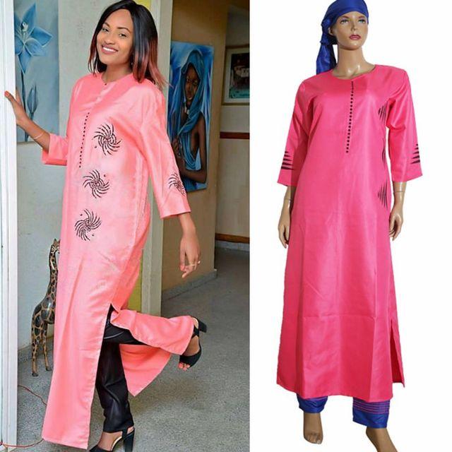 65fd65390c9 Africains 3 Femmes Mode Pièces Ensemble 2018 Vêtements Pour Robes 1JFclK