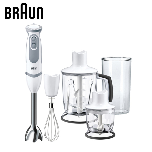 Braun Kitchen Appliances Wholesale Sinks Mq 5045 Wh Blender Electric Hand Blenders Mixer Immersion Submersible Juice Professional Stick