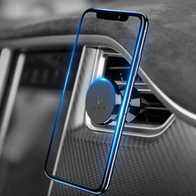 FLOVEME Strong Magnetic Car Phone Holder 360 Degree Rotation Universal Air Vent Car Holder Stand Support For iPhone Samsung