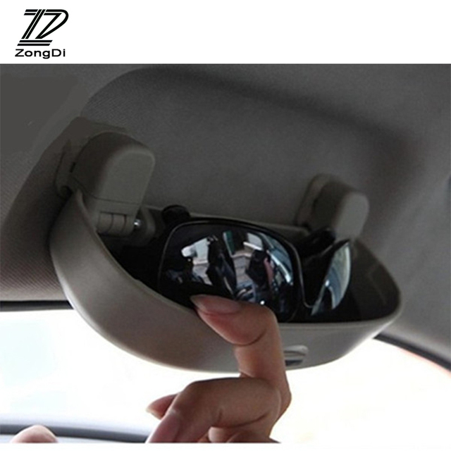ZD Car Glasses Box Phone Holder Fit For Toyota Corolla RAV4 Camry Prius Yaris Alphard Highlander Vois EZ Crown Accessories 15.4c
