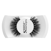 SHIDISHANGPIN  1 pairs false eyelashes natural long 3D mink lashes makeup box