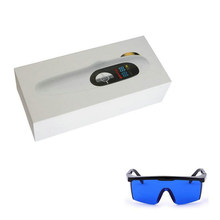 Goggles Handheld Medical Therapy Device Laser Acupuncture Laser Therapy Equipment For Arthritis Pain Relief atang 2018 new product laser medical physiotherapy equipment 3 colors red blue and yellow laser light therapy pain relief device