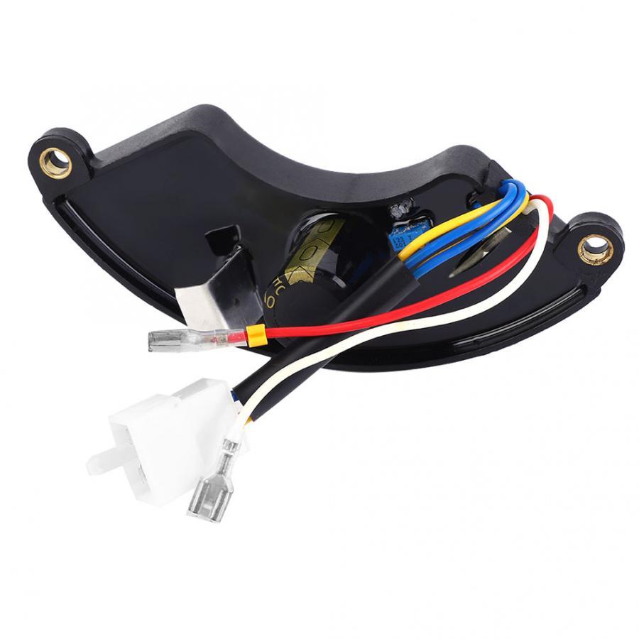 generador universal AVR para generador de 5-6.5KW Regulador de voltaje generador de 250V 470UF regulador de voltaje autom/ático