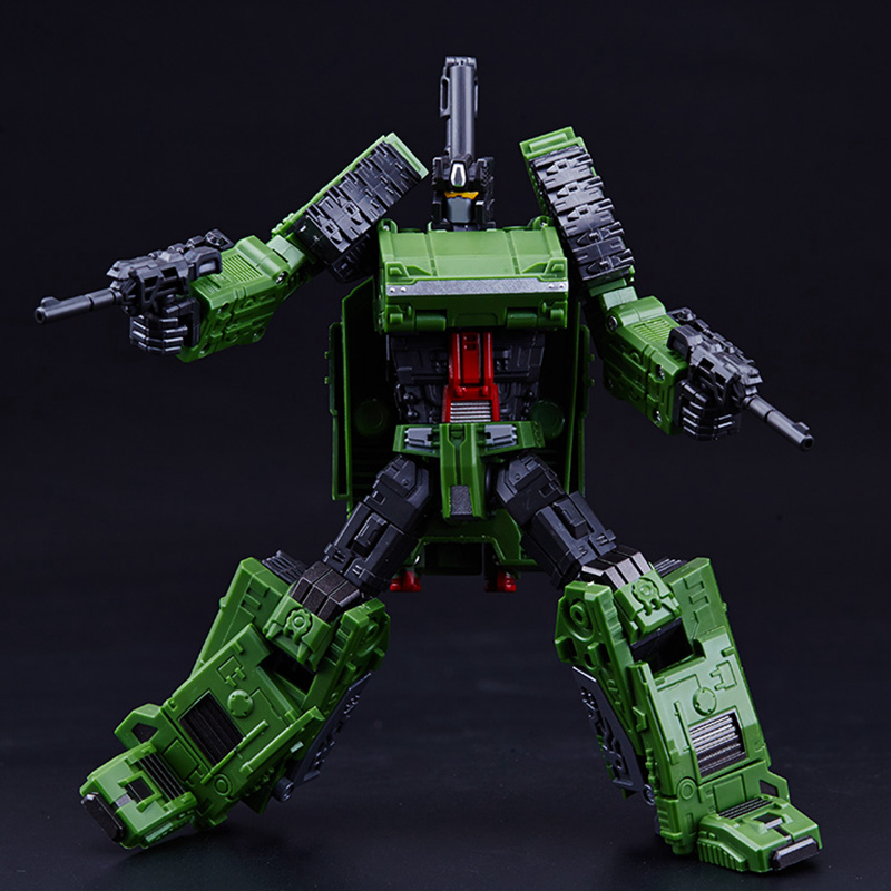 Transformation WB Style MBD Bruticus Members Brawl TF Figure Collection Boy Robot Toys transformation robot the last night age of extinction deluxe class figure dark guard exclusive collectible toys