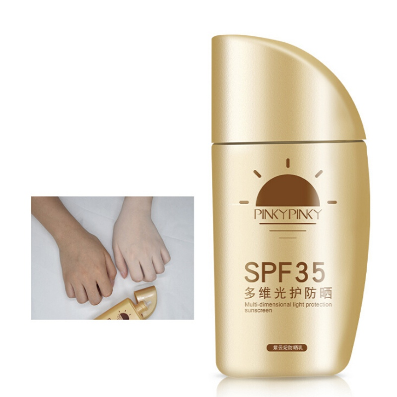 SPF 35 Hydrating Sunscreen Moisturizing Anti-Uv  Isolation Sunscreen Cream For Body Face(China)