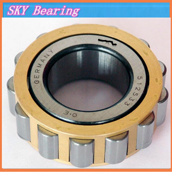 double row gear box eccentric roller bearing 61659 YSX gear box bearing eccentric bearing 22uz2112529t2 px1