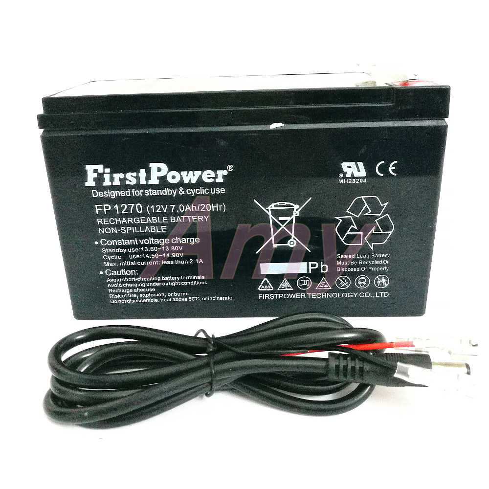XK3190 A9 weight indicator 6V10AH battery 12V7AH battery with battery line