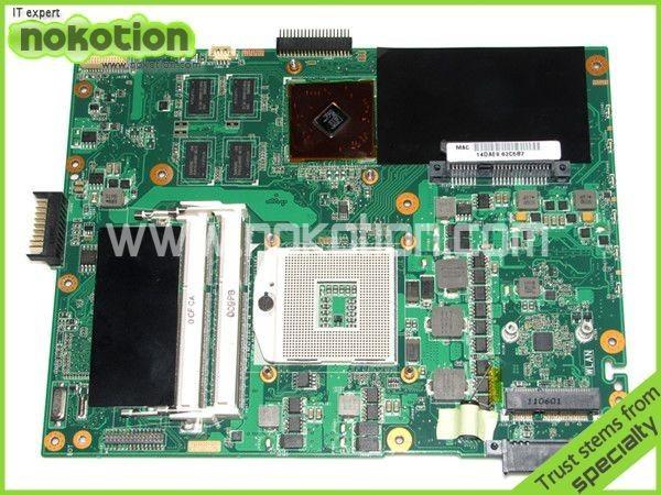 60-n1wmb1100 pn placa madre del ordenador portátil para asus k52jt k52jr rev 2.3 intel hm55 ati hd 6300 ddr3