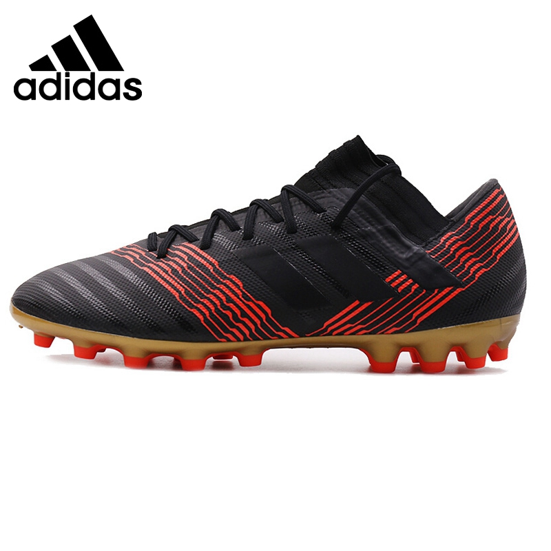 Original New Arrival 2018 Adidas 17.3 AG Men's Football/Soccer Shoes Sneakers kelme football shoes boots for adult children 30 39 train sneakers tobillera soccer cleats zapatillas deporte light soft flats49