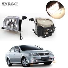 Per Daewoo Per Chevrolet Lacetti/Optra 4DR Buick Excelle Hrv 2003 2004 ~ 2007 Paraurti Anteriore Fendinebbia Fendinebbia lampada Includono Luce Lampadina