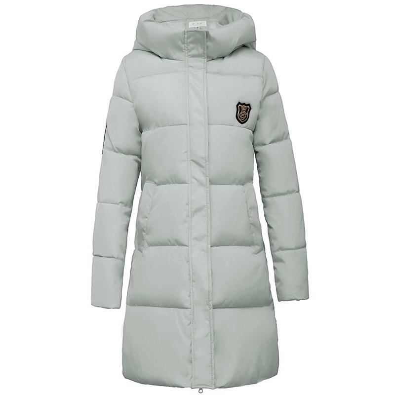 Velocidad Caminante  de las Nuevas mujeres de invierno chaqueta de algodón acolc