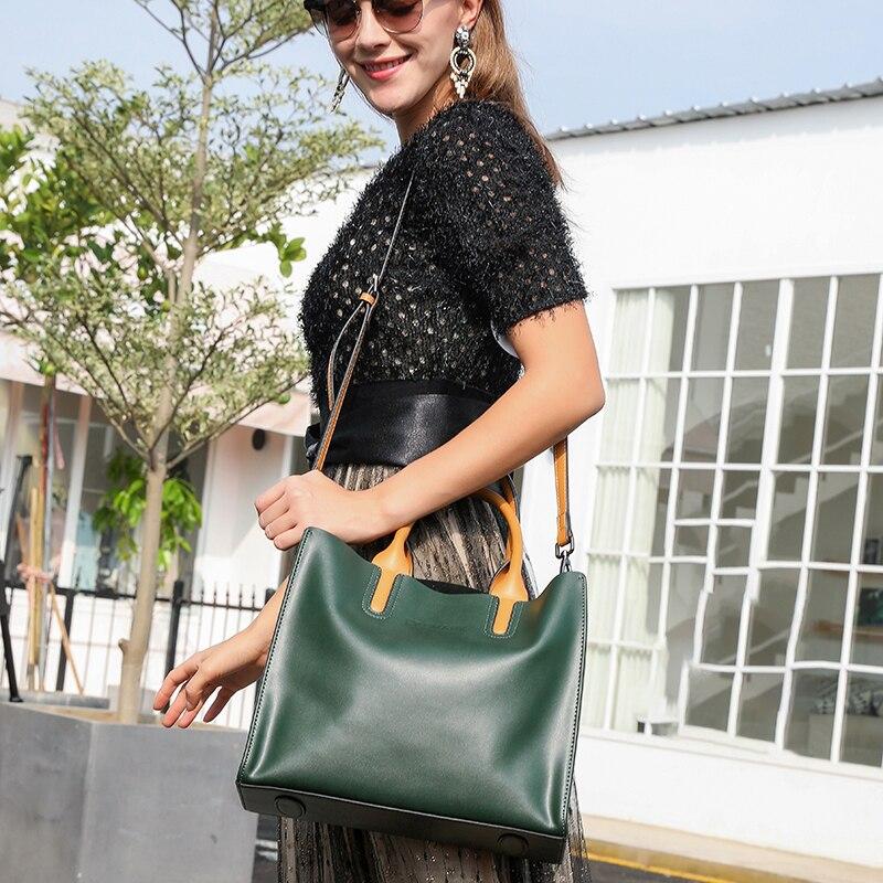 d05e45739f2d LISCN для женщин PU шить замши сумка женская Повседневное из нубука сумки  мессенджер Хобо