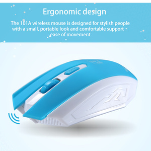 Image 3 - USB Wireless mouse 1600DPI Adjustable USB Receiver Optical Computer Mouse 2.4GHz Ergonomic Mice For Laptop PC Mouse