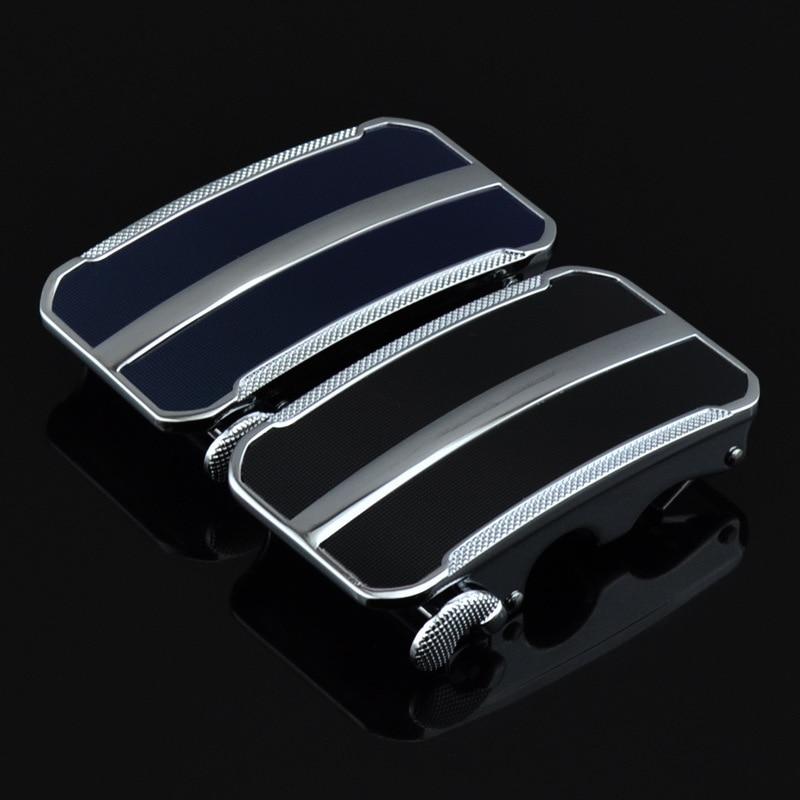 Genuine Men's Belt Head, Belt Buckle, Leisure Belt Head Business Accessories Automatic Buckle Width 3.5CM Luxury LY1111TC-049