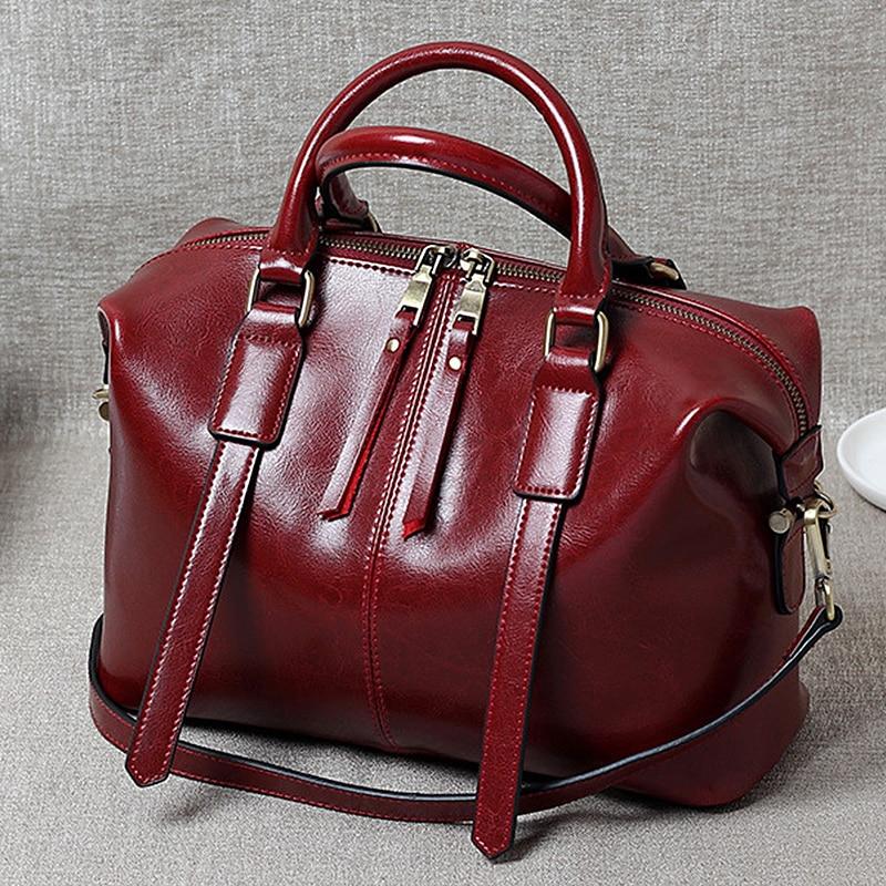 Genuine leather Women Bag Fashion Designer Handbags Luxury quality Lady Shoulder Crossbody Bags women Messenger Bag