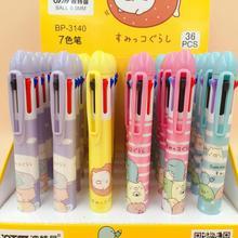 1 PCS Sumikko Gurashi 7 Colors Ballpoint Pen Cartoon animal ball pen School Office writing Supplies Stationery Gift