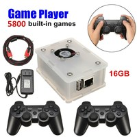 HDMI Out Handheld Home Video Game Console Player With Wireless Gamepad TV Retro Games Console Built