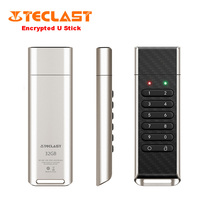 Teclast Pendrives CreSecure 32gb Key Encryption cle usb Flash Drives Memory Stick Physical Encrypted Professional Pendrive UDisk