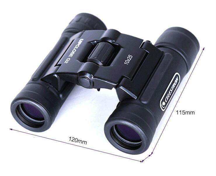 Celestron UpClose G2 10x25 Binoculars Hunting,Camping,Bird Watching Hiking NEW