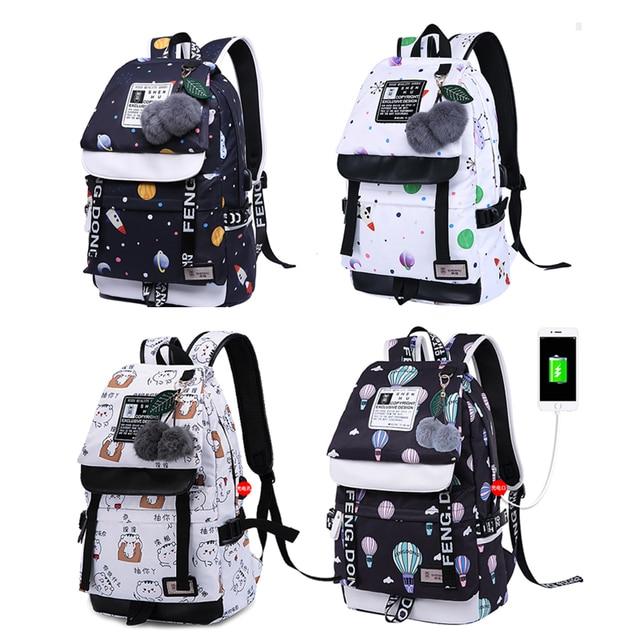 Fashion Backpack Male Female Laptop Shoulder Bag Best Travel Backpack For Men Women 2