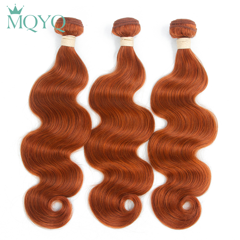 Pre-Colored Brazilian Hair Weave Bundles Body Wave 3pcs lot #350 Color 100% Human Hair B ...