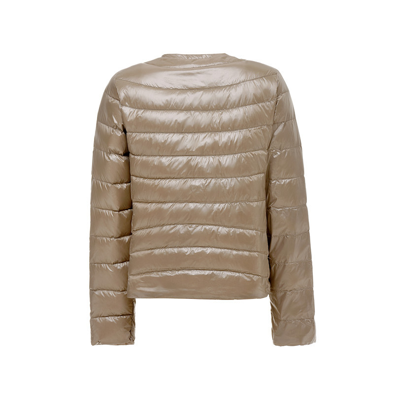 2020 New Ultra-Light Women Winter Coat 90% White Duck Down Jackets O-Neck Portable Down Coats Female Jacket Warm Outerwear