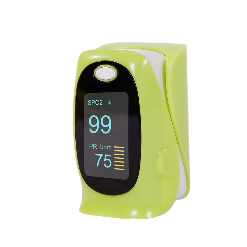 US $17 2 |Best Automatic Pulse Oximeter on the Finger Perfect for Home  Sports Use Fingertip Pulse Oximeter Device for Measuring SPO2 PR-in Blood
