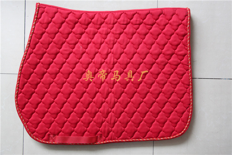 Aoud High Quality Horse Riding Saddle Pad Equestrian Horse Saddle Pads Dressage Saddle Pad Equestrian Saddle Pad For Horse