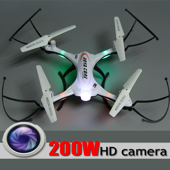 Remote Control Helicopter With Camera Iphone Flying FPV RC Drone Go...