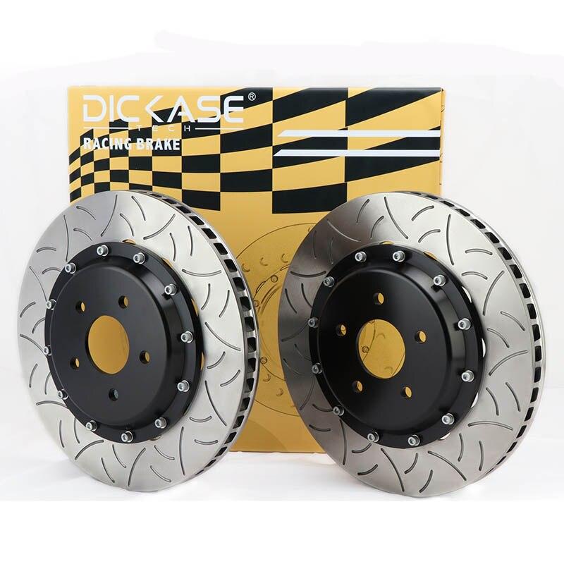 Rotor de frein de pièce de système de frein automatique modifié pour étriers de frein de style GT6 pour roue de jante Subaru Legacy 18