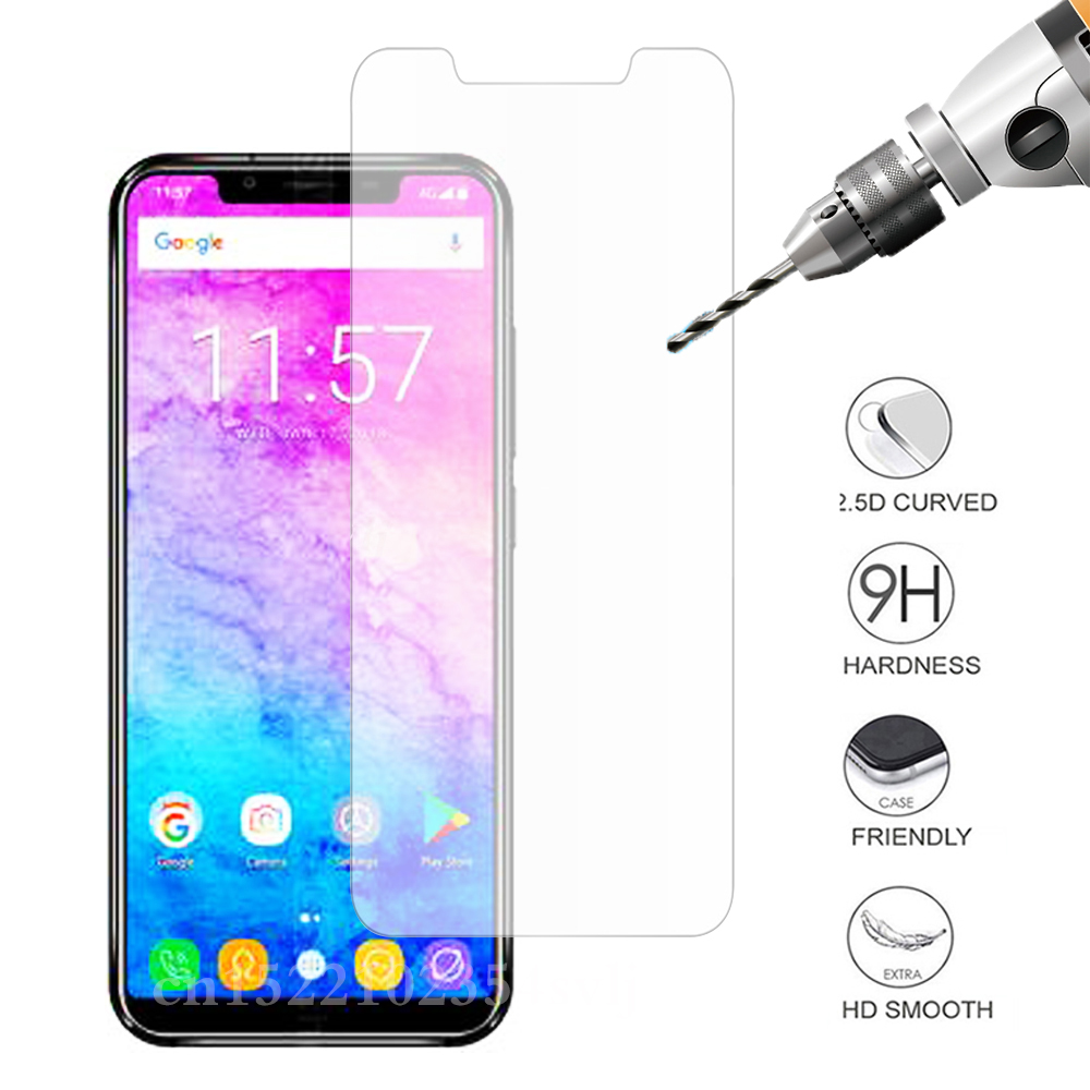 Tempered Glass For Oukitel U17 U18 Protective Film Explosion-Proof Screen Protector For Oukitel U 18 Glass