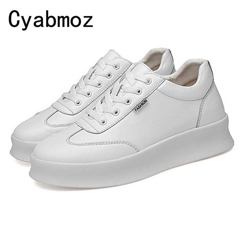 Palmilha Invisível Sapatos Plana Meninos Elevador white Black Altura Da Centímetros Moda Branco Aumento Taller Com Preto Sapatilhas 6 Novos Casuais nF4gPXP