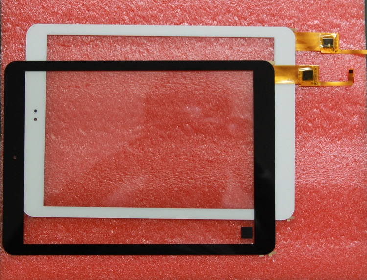 9.7 Inch Touch Screen For Cube Talk9X U65GT 32GB Black Talk 9X Digitizer Panel 234*167mm Glass Replacement Free shipping a new mglctp 90894 9 6for cube u63 gt u63 cube u63gt touch screen digitizer glass touch panel 224x158mm
