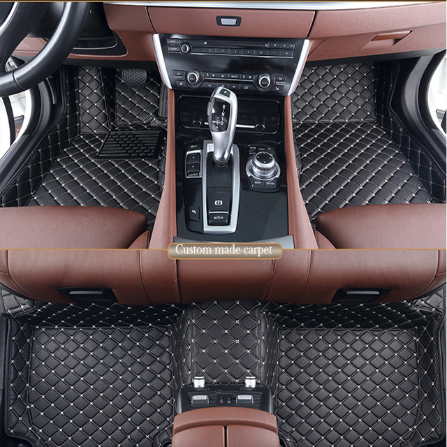 Chowtoto Custom Special Floor Mats For Nissan Pathfinder Durable
