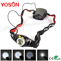Ultra Bright Zoomable Q5 LED Headlamp AAA Headlight Head lamp For bicycle Outdoor Camping Fishing Running