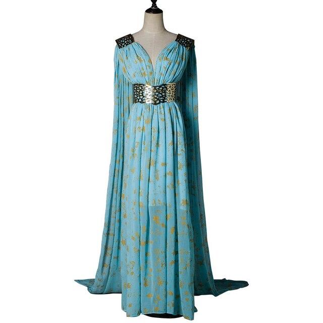 Daenerys Targaryen Cosplay Dress 2